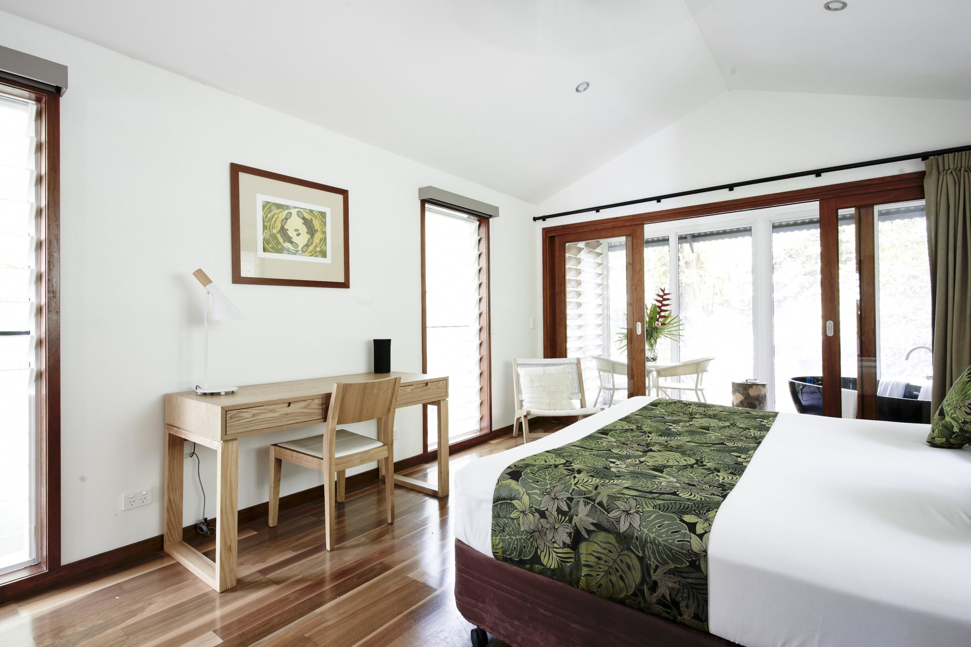 Romantic Luxury Daintree Rainforest Hotel