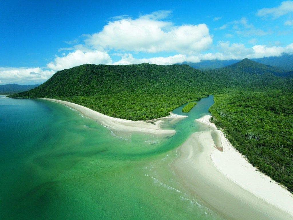 Daintree To Cape Tribulation